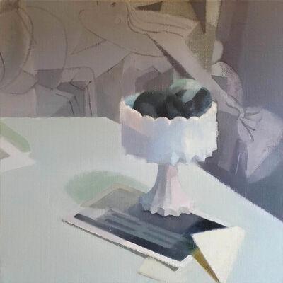 Stephanie London, 'A Study in Gray', 2018