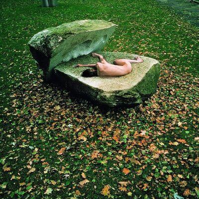 Timm Ulrichs, 'Der Findling ', 1978