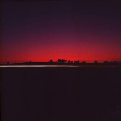 Michel Hosszu, ' COUCHE DE SOLEIL – NEW YORK 1964 RIVERSIDE DRIVE ', 1964