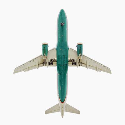 Jeffrey Milstein, 'America West Airlines Airbus A320-200', 2005