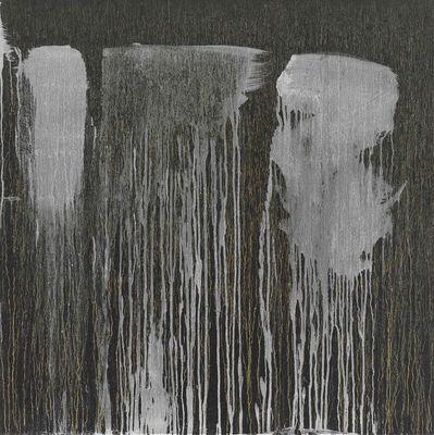 Pat Steir, 'Three Different Brushstrokes', 2017