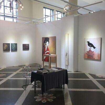 Aye Gallery at ART021 Shanghai Contemporary Art Fair 2016, installation view
