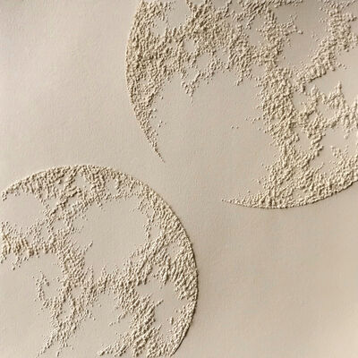 Antonin Anzil, 'Circle 1 Beige', 2019