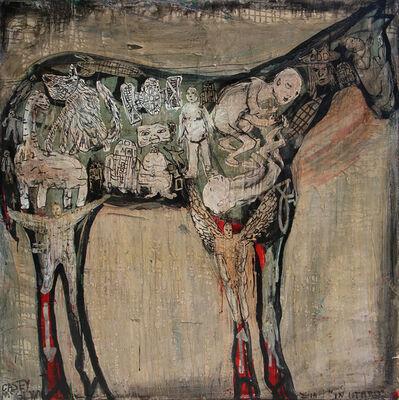 Casey McGlynn, 'In Utero Horse', 2015