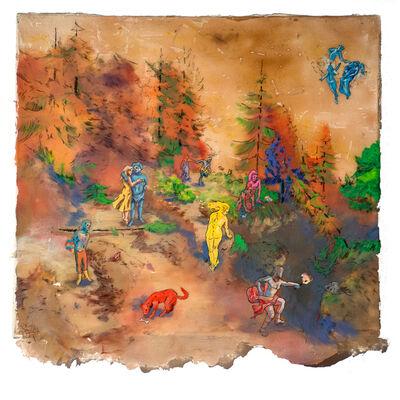 Andrew Lemay Cox, 'The Adventurers', 2015