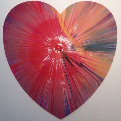 Damien Hirst, 'Heart I', 2009