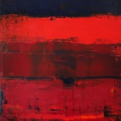 Catherine Timotei, 'Fast co- exist Reflection on red', 2015