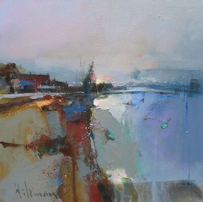 Peter Wileman, 'Towards Cadgwith', 2018