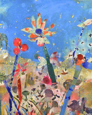 Fumiko Toda, 'Blue Sky', 2019