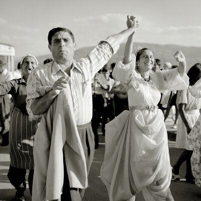 Neil Folberg, 'Roma (Gypsy) Wedding', 1971