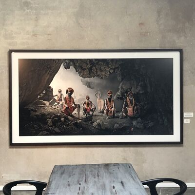 Jimmy Nelson / Before They Pass Away, installation view