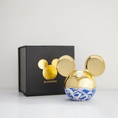 Li Lihong, 'Mini Mickey China Ed. 2019 - Gold', 2019