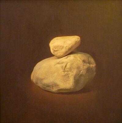 Drew Ernst, 'Two Stones', 2012