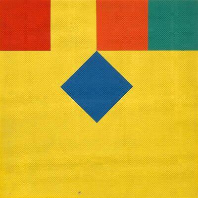Camille Graeser, 'Translokation C', 1969/71