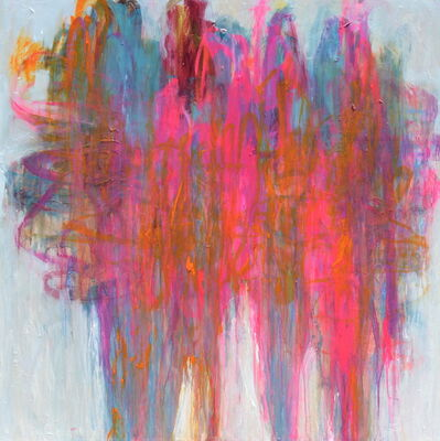 Brenda Zappitell, 'Sunset in Santa Fe', 2015