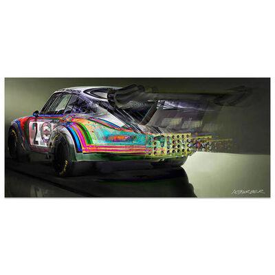 Andrew Barber, 'Porsche 911 RSR 2.1 Turbo | Automotive | Car', 2018