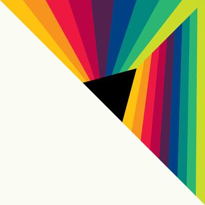 Gary Andrew Clarke, 'Chromatic Stripes #2', 2020