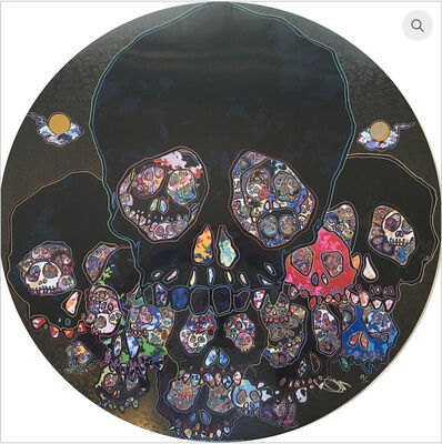 Takashi Murakami, 'The Moon Over the Ruined Castle', 2015