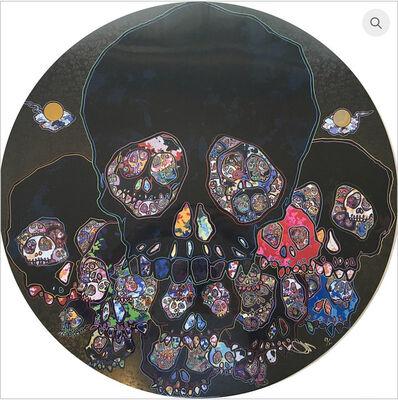 Takashi Murakami, 'The Moon Over the Ruined Castle', 2015