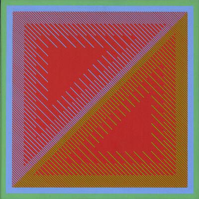 Richard Anuszkiewicz, 'Untitled II', 1968