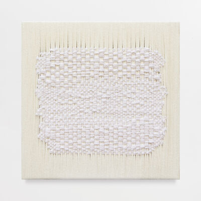 Sheila Hicks, 'White Glyphs', 2020