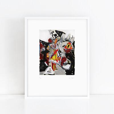 Arthur Lanyon, 'Red Limpet'
