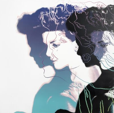 Andy Warhol, 'Princess Caroline of Monaco', 1986