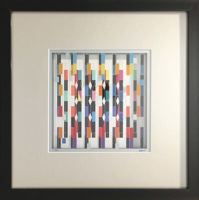 Yaacov Agam, 'Untitled', 1980