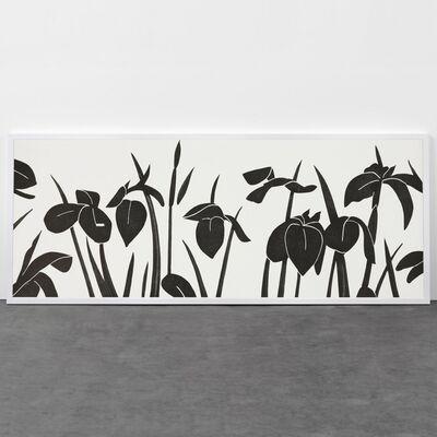 Alex Katz, 'Flags', 2013