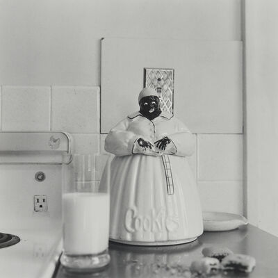 Carrie Mae Weems, '#3156 from American Icons', 1989-1990