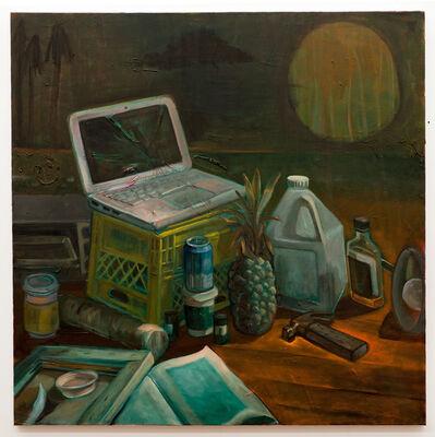 David B. Stewart, 'Honey Moon', 2019