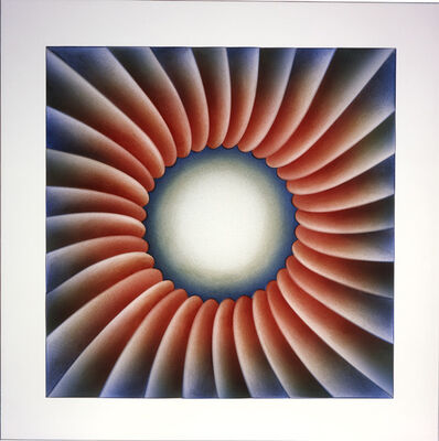 Judy Chicago, 'Through the Flower in Glass', 2006