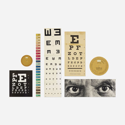 From the studio of Paul Rand, 'reference collection'