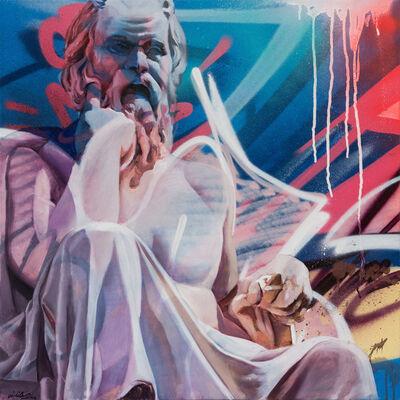 PichiAvo, 'Socrates', 2018