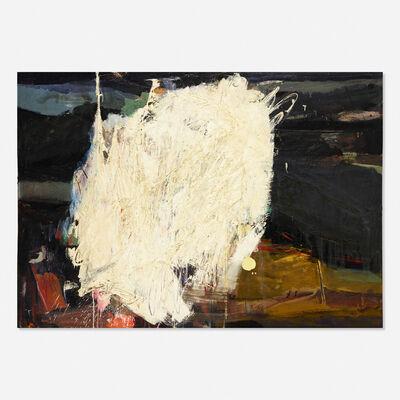 Robert S. Neuman, 'Black Painting No. 3', 1957