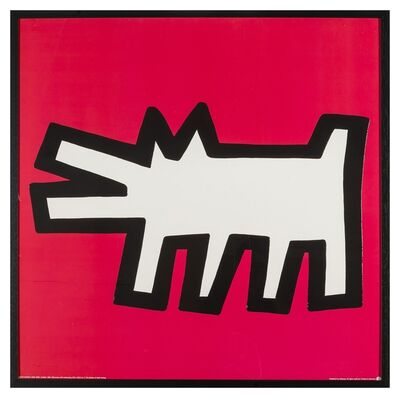 After Keith Haring, 'Untitled', 1990