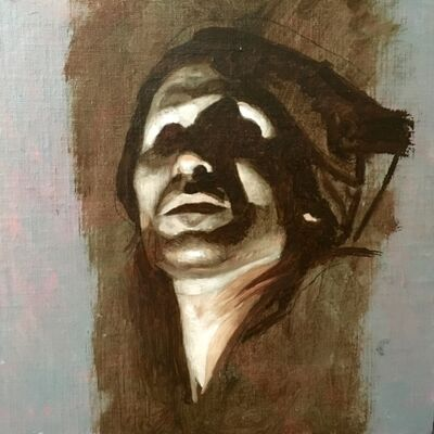 Noah Buchanan, 'Resurrection Head Study', 2016