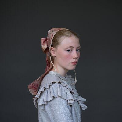 Trine Søndergaard, 'Hovedtøj #2', 2019