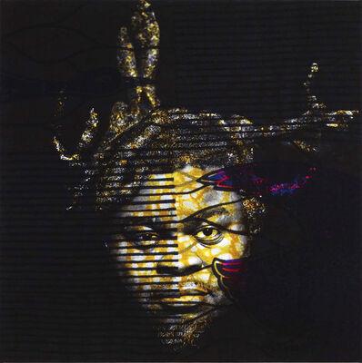 Yinka Shonibare CBE, 'Self Portrait (after Warhol) 4', 2013