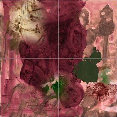 Oliver Dorfer, 'zentropa 2', 2018