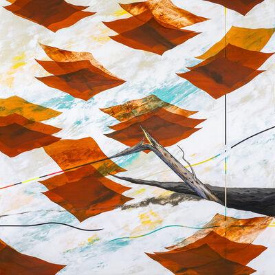 Chou Tai-Chun, 'Beyond the Mountains – Bearing the Heaviness of the Landscape', 2017