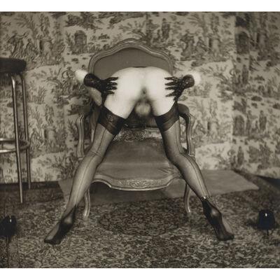 """Pierre Molinier, 'Autoportrait, de la série """"Mon cul""""', 1965-67"""