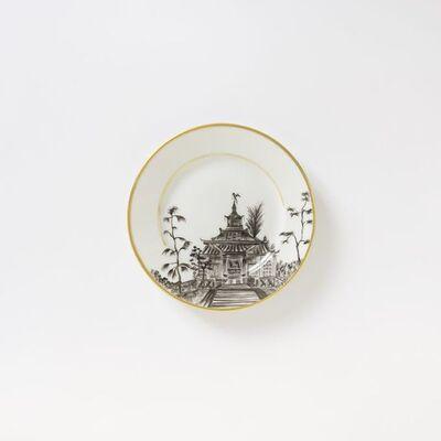 Pinto Paris, 'Vieux Kyoto - Assiette à pain', 2019