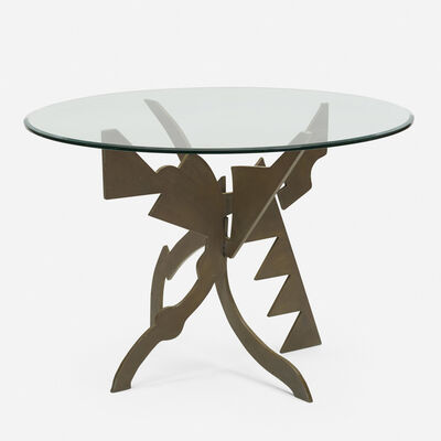 Pucci de Rossi, 'Dining table', 1987