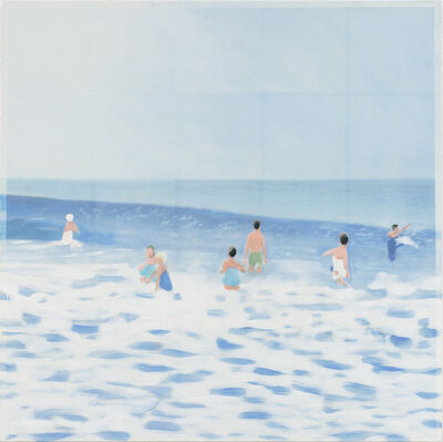 Isca Greenfield-Sanders, 'Bathers', 2016