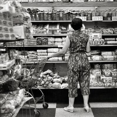 Erich Hartmann, 'our daily Bread', 1962