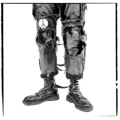 Drew Carolan, 'Peace Pants', 1984