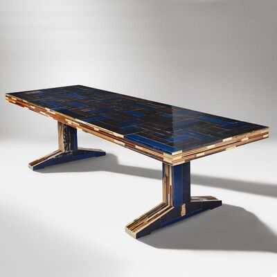 Piet Hein Eek, '300 Scrap wood Table FP223', 2015