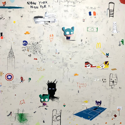 Edgar Plans, 'New York, New York', 2019
