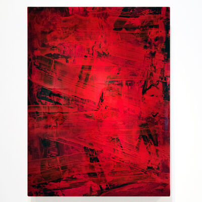 Jorge Enrique, 'Red #5', 2018